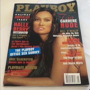 Playboy magazine 2003